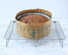 Madeira cake recipe - turn down oven temperature