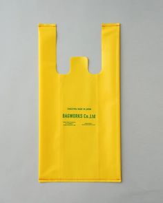 【BAGWORKS CONVENIENCEMAN M イエロー】【包装】【のし】 遊 中川・粋更kisara・中川政七商店 公式通販サイト