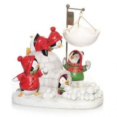 Penguin Collection (Online & Catalog Exclusive) : Wax Melts Warmer : Yankee Candle