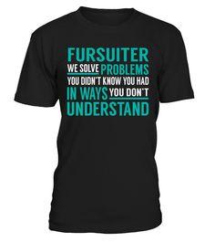 Fursuiter - We Solve Problem