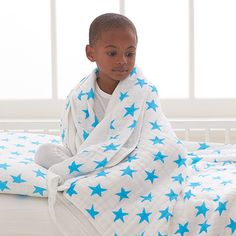 The beautiful new aden + anais muslin toddler bedding sets in lovely patterns