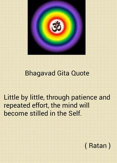 Stilling the mind in God is easily done through love and devotion. That is the quickest and easiest way to God. Gita Quotes, Me Quotes, Qoutes, Quotable Quotes, Quotations, Self Control Quotes, Tortoise Drawing, Krishna Quotes, Hindu Quotes