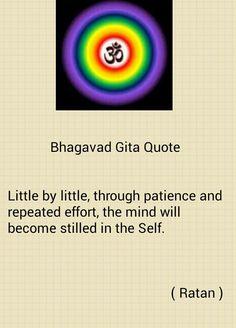 Bhagavad Gita Quote                                                                                                                                                                                 More
