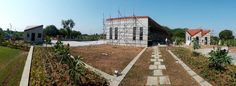 Farmhouse - Fractal Geometry, Rhino, India