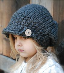 The Velvet Acorn-The Aralynn Slouchy by Heidi May Knitting For Kids, Baby Knitting Patterns, Knitting Projects, Crochet Projects, Crochet Patterns, Heidi May, Crochet Baby, Knit Crochet, Sombrero A Crochet