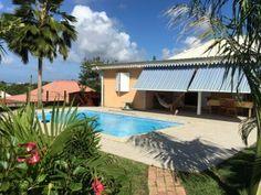 LADOLI Belle villa avec piscine privée à proximité des plages du Sud (Réf:5581 Villa Martinique RiviereSalee)