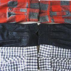 Finished six sleeves today, no big deal 😬imadethis,handmadewardrobe,sewing,memade,grainlinestudio,shirtmaking,diystyle,sewingblogger,isew,archershirt,indiepattern,fabric,sewinglyf,sewcreative,isewclothes,diyfashion,sewist,memadeeveryday,sewcialists,slowfashion,makersgonnamakeclosetcase.patterns
