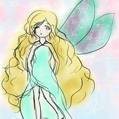 Cotton fairy