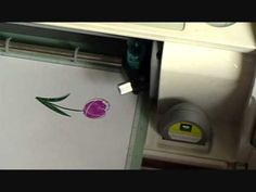 How to cut around an image, and make a mat for the image, with your Cricut.