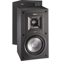 "Klipsch KB15 Icon 5-1/4"" 2-Way Bookshelf Speakers (Pair) by Klipsch. $239.95. Specs: Details: Description: Warranty Terms - Parts 5 years  Warranty Terms - Labor 5 years  Height 12-1/2""  Width 7""  Depth 8-1/8""  Weight 11.0 pounds  Number of Speakers per Package 2  Speaker Use Bookshelf  Speaker type 2-way  Number of Speakers 2  Maximum Power Handling 340W  Peak Power handling 340W  Frequency Response 62Hz - 23kHz Range of sound (low to high) that an audio or video compo..."