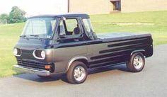 61-67 Ford Econoline Van Truck