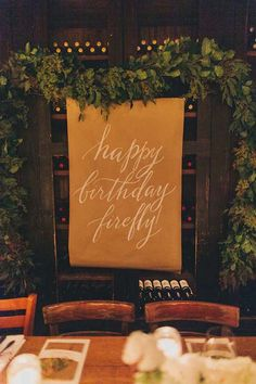 The scoop on Firefly Events' 5th Birthday dinner!