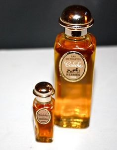 HERMES Paris 5 oz Caleche Perfume and Cologne Pair by ChloeDaphne