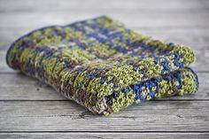 Ravelry: Linnah's Linnea tartan- (Easy- to- crochet Tartan Rug. Free pattern. Published July 1960 in The Australian Women's Weekly.)