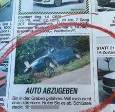 28 Beweise, dass man uns Deutsche keine 5 Minuten alleine lassen darf