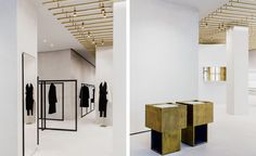 Designed by Milan-based architect Andrea Tognon, the reworked Jil Sander store in Berlin is a delicately crafted interior that introduces a fresh concept for the company's retail outlets. Tognon ensured his proposal highlighted the brand's knack for pu...