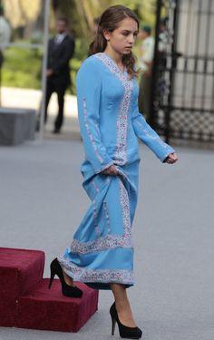 Princess Iman of Jordan Style   POPSUGAR Fashion