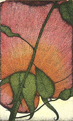 Tulip - Art Hansen | Davidson Galleries | Antique Modern Contemporary Works On Paper