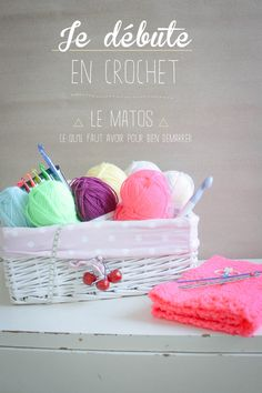 Aujourd'hui, j'ai eu envie de vous faire un post en tant que d… Hello ! Today, I wanted to make you a post as a beginner of crocheted beginner! This article is for … Crochet 101, Crochet Amigurumi, Basic Crochet Stitches, Learn To Crochet, Crochet Patterns, Diy Leather Bracelet, Diy Bracelet, Hippie Stil, New Things To Try