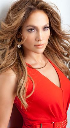 JLo .. If I look as young as she does at 43 years old I will be blessed.