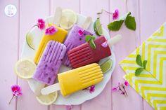 Domowe lody owocowe bez maszynki – trzy smaki! - Lawendowy DomLawendowy Dom