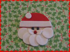 Jolly Santa Claus set of 12 (1 dozen)
