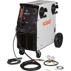 Hobart IronMan 230 Flux-Core/MIG Welder