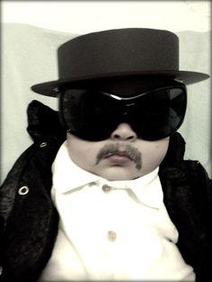 Halloween - #Heisenberg #BreakinBad #bebêemapuros