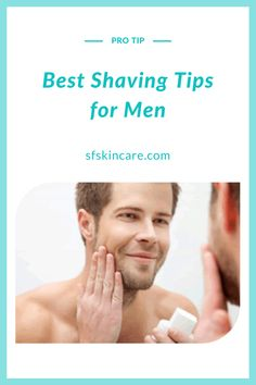 The best way to keep his skin healthy and exfoliated is by shaving, but poor shaving technique can result in irritation. Shaving Tips, Father's Day Specials, Best Shave, Pca Skin, Exfoliators, Dry Sensitive Skin, Skincare Blog, Radiant Skin, After Shave