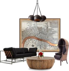 Kat's Interior design: golden river