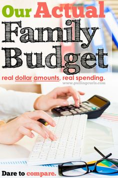 Ever want to peek at someone's ACTUAL budget?  Find out what they REALLY want to spend on groceries, and dates, money for themselves?  Well, now you can.  Check it out here! #pullingcurls