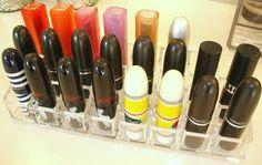 storage and organization   makeup organization; makeup storage; makeup organization ideas; makeup ...
