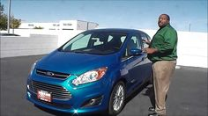One of our most knowledgeable Sales Consultants, Lashawn Williams, gives you a brief description of the 2013 Ford C-MAX Hybrid.