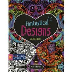 C Publishing Fantastical Designs Coloring Book