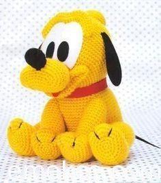 Amigurumi Bebek Pluto Yapılışı | Emekce.com