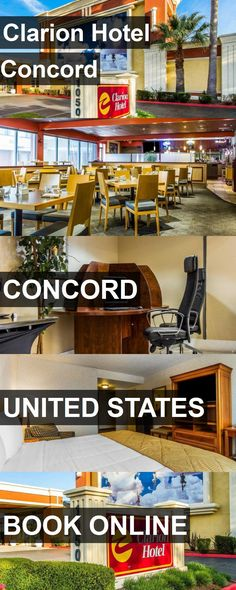 Clarion Hotel Concord in Concord, United States. For more information, photos, reviews and best prices please follow the link. #UnitedStates #Concord #travel #vacation #hotel