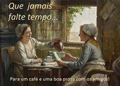 Chega Pião... Hr do Chá!