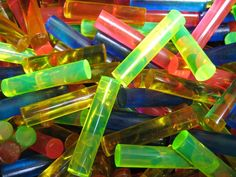 Neon Acrylic Tubes