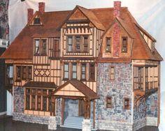 Truly stunning craftsmanship by Ned Kellogg, master miniaturist!