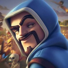 Wizard Awesome #clashofclans