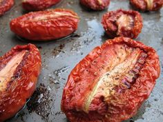 Craziest Ways To Eat Tomatoes    Paleo recipes