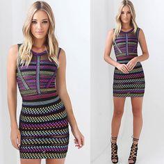 Striped Dress, Bodycon Dress, Skirts, Instagram Posts, Shopping, Dresses, Style, Random, Link
