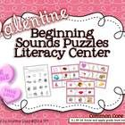 Just print, laminate, cut and voila! You have a cute literacy center with accountability page to help your little ones practice matching beginning ...