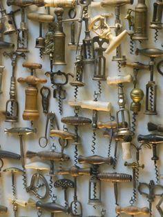 Corkscrew collection - Vienna, Austria