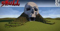 minecraft statue skull - Sök på Google