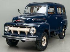"Find of the Week: 1951 Ford F-1 Marmon-Herrington ""Ranger"""