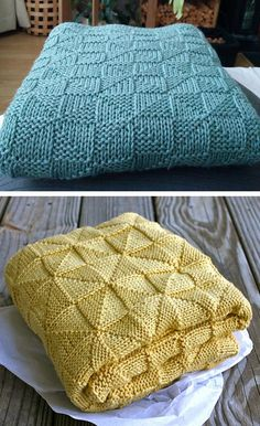 Amazing Knitting provides a directory of free knitting patterns, tips, and tricks for knitters. Knitting Stiches, Baby Knitting Patterns, Knitting Yarn, Free Knitting, Crochet Patterns, Knitted Baby Blankets, Baby Blanket Crochet, Knitting Projects, Crochet Projects