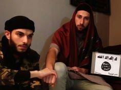 Le groupe Etat islamique (EI) a diffusé mercredi une vidéo dans laquelle deux hommes présentés comme les auteurs de l'attaque contre une...