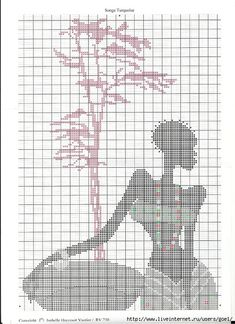 Africa | Entries in category Africa | Blog goel: LiveInternet - Russian Service Online Diaries Cross Stitch Charts, Cross Stitch Embroidery, Hand Embroidery, Cross Stitch Patterns, Crochet Motifs, Crochet Chart, Sewing Crafts, Sewing Projects, Butterfly Cross Stitch