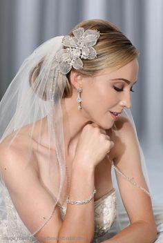 4 Glamorous Bridal Veils for 2013